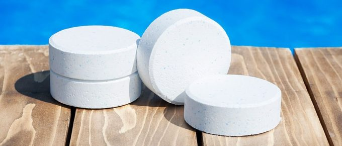 Chlorine Tablets for Swimming Pool